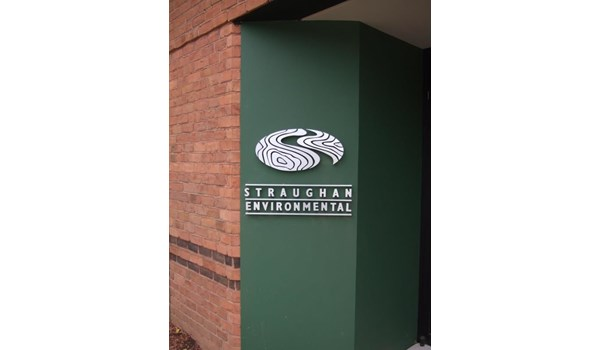 DS064 - Custom Dimensional Signage for Professional Services