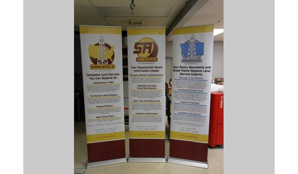 - Image360-Pittsburgh West Banner Stands